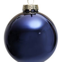 Buy Blue Glass Christmas Ornaments And Get Free Shipping On