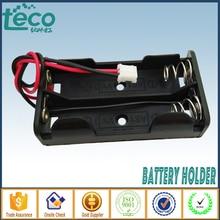 5 unidades/lote de 2 pilas AA paralelas de 1,5 V con conector JST 100 de 2,0mm, caja de almacenamiento de batería TBH 2A 2A WP C2
