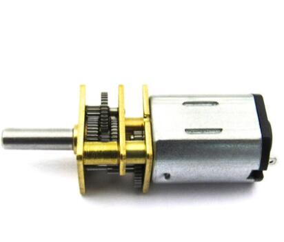 20pcs GA12 N20 DC 6V 100RPM Gear Motor Speed Reduction Gear DC Motor Electric Gear Box