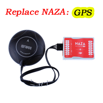 NAZA GPS G2 Built-in Electronic Compass HMC5983 for LITE V1 V2 Flight Controller M8N Module