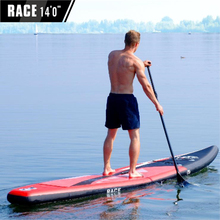 Aqua Marina RACE BT 88876 Inflatable Turing Race Around Cruising Stand up paddle board  Surfing Board