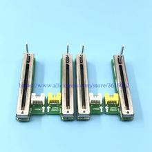 4 adet DJM800 FADER CH1 CH2 CH3 CH4 için değiştirin PIONEER DJM 800 DWX2537 2538 2539 2540
