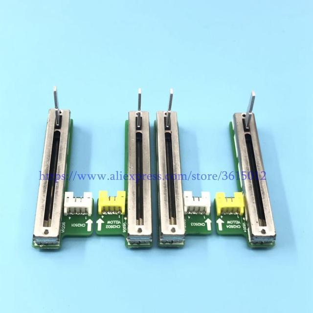 4PCS DJM800 מדעך CH1 CH2 CH3 CH4 להחליף עבור פיוניר DJM 800 DWX2537 2538 2539 2540