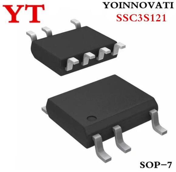 1pcs SSC3S121 SSC3SI2I 3S121 3SI2I Integrated Circuit IC
