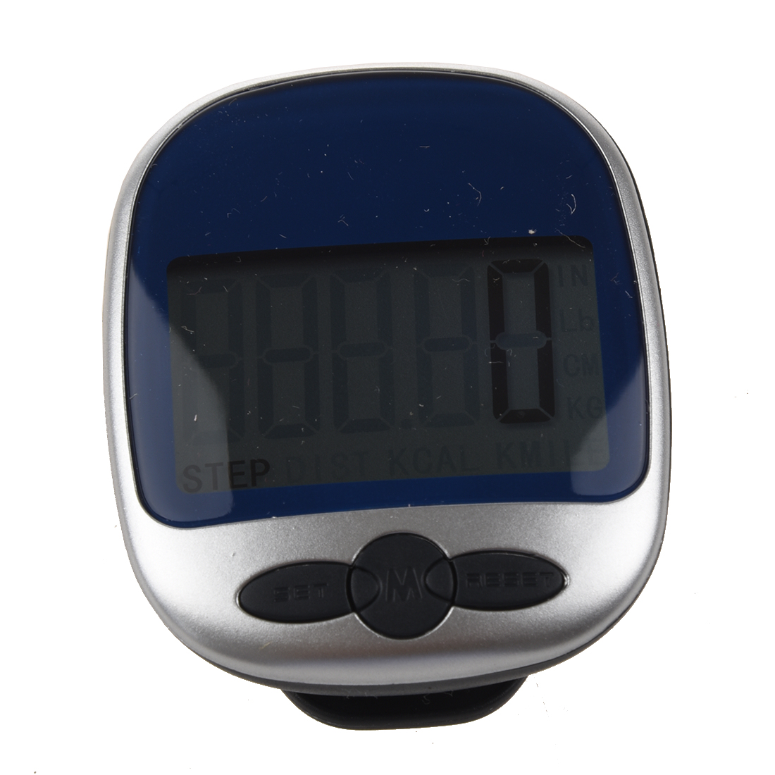 Multi-function Pocket Pedometer Step Counter