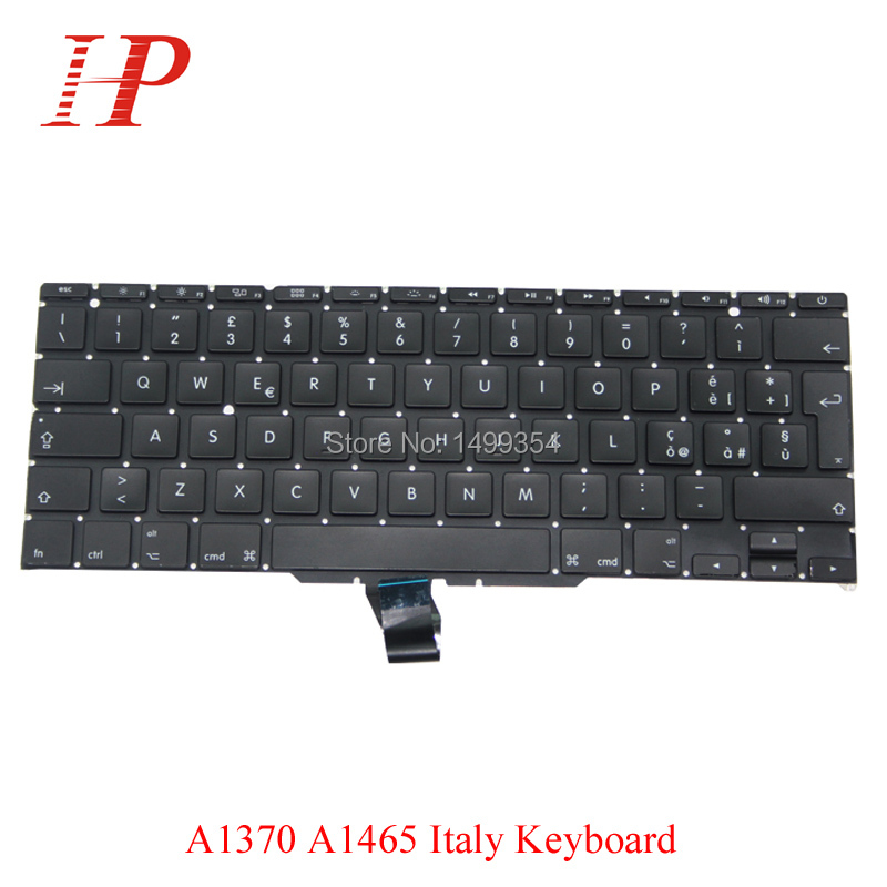 "Original Italian/Itlay Keyboard IT For Macbook Air 11 inch"" A1465 MD223 MD224 MD711 MD712 inch"