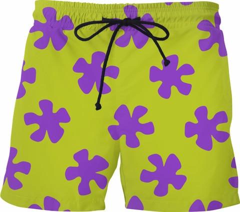 PLstar Cosmos Cute Summer Men Casual   Shorts   3d cartoon Patrick Star Trousers For Women/Men Regular   Shorts   Drop shipping