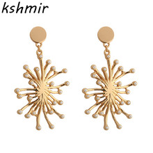 Ms popular jewelry earrings Europe and the United States exaggerated personality tentacles wholesale