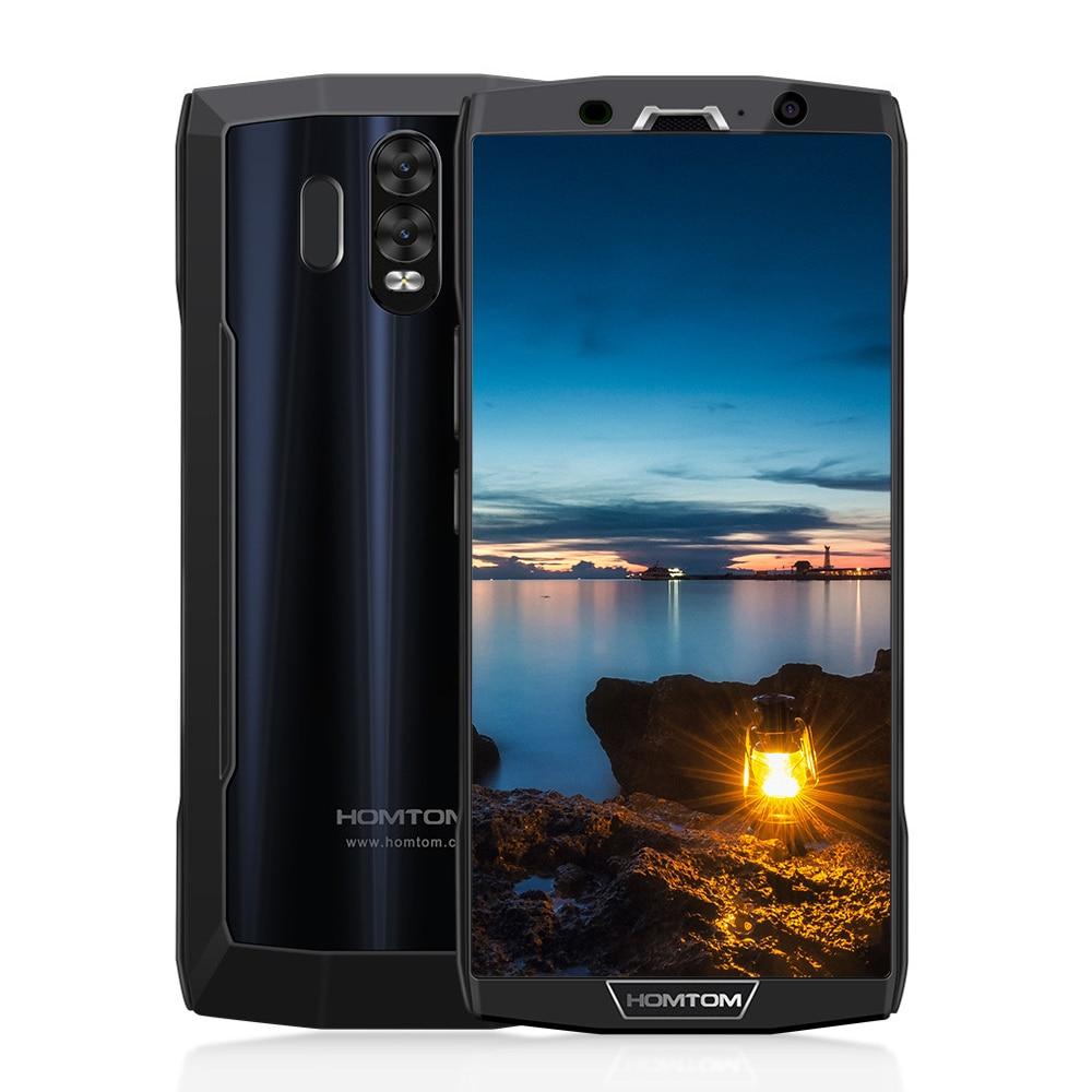 HOMTOM HT70 4G Phablet 6,0 pulgadas Android 7,0 MTK6750T Octa Core 1,5 GHz 4 GB RAM 64 GB ROM doble cámara trasera 10000 mAh de la batería