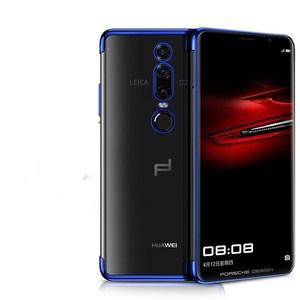 "Case For Huawei Mate RS Ultra Thin Soft TPU Clear plating Back Case For Huawei Mate RS Porsche Design 6.0"" mate 20 lite Bag Case(China)"