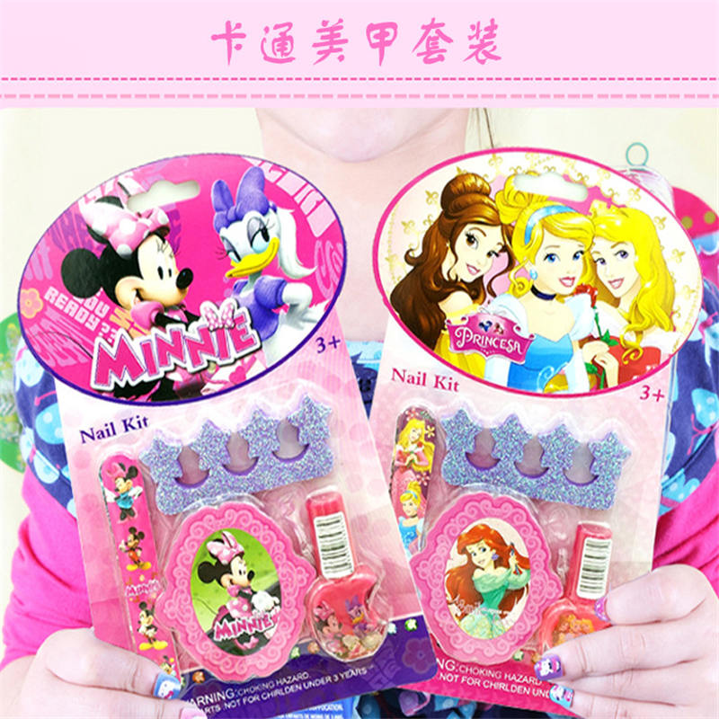 Beauty & Fashion Toys 2019 Disney Princess Kids Makeup