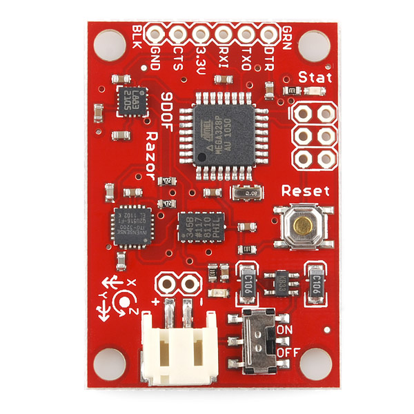 все цены на 9 Axis Sensor IMU AHRS ITG3200/ITG3205 ADXL345 HMC5883L Module