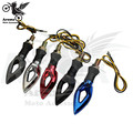 5 colores opcionales de la motocicleta flasher unviersal luz atv off-road moto moto señal de vuelta indicador led dirt pit bike scooter