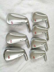 PAZZO SBi-02 Ferro Set Argento CRAZY Golf Forged Irons PAZZO Golf clubs 4-9 P Acciaio Inox/Pozzo della grafite