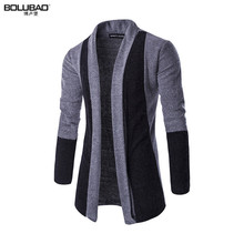 2017 New Arrival Brand-Clothing Spring Cardigan Male Fashion Slim Fit Sweater Men Casual Solid Color Mens Sweaters Size M-2XL
