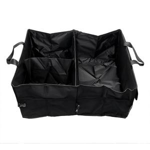 Image 5 - Organizer na fotel samochodowy wielofunkcyjny uchwyt do przechowywania worek uniwersalny składany schowek Tidying akcesoria do stylizacji wnętrza samochodu Trunk