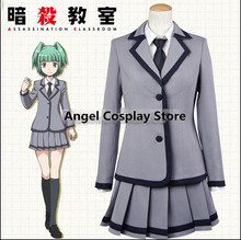 Anime Assassination Classroom Kayano Kaede Okuda Manami Kataoka Megu Halloween Christmas Party Dress Uniform Cosplay Costume