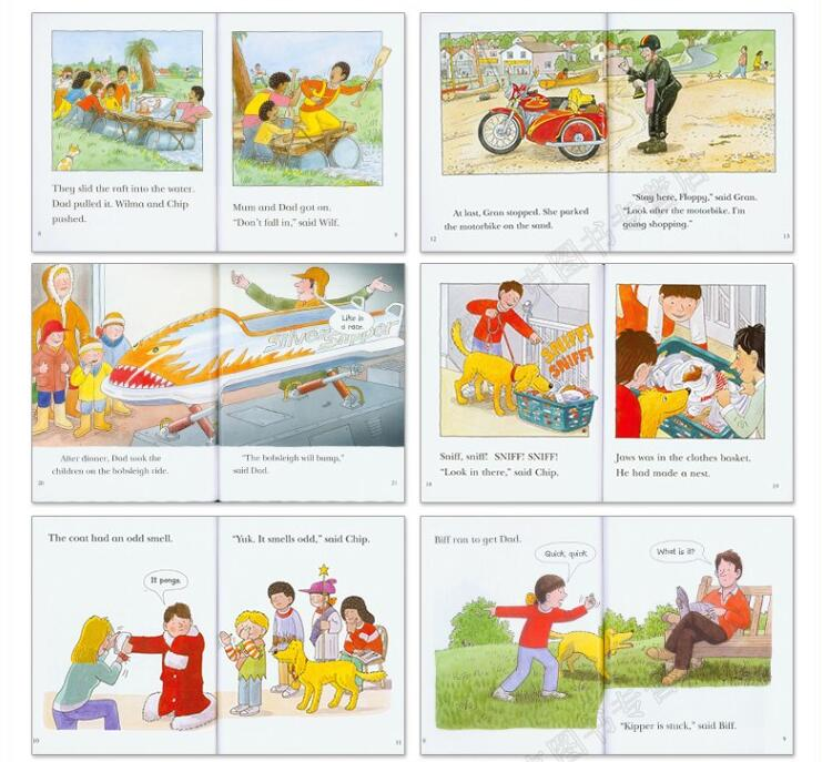 Image 5 - Oxford ReadingTree English Reading Book Helping Your Child to Read 1 3 Level  33pcs/set-in Books from Office & School Supplies