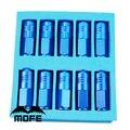 Mofe 20PCS Aluminum Wheel Lug Nuts 50mm M12 * P1.5 Blue wheel nuts For Honda Toyota Mazda