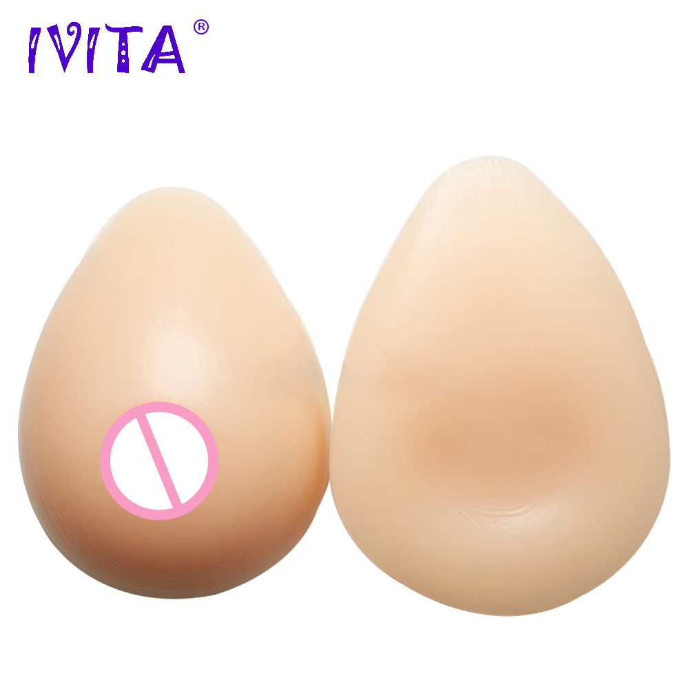 IVITA 4100g Realistic False Breast Silicone Breast Forms For Sexy Crossdresser Drag Queen Female Shemale Mastectomy Gift IVITA 4100g Realistic False Breast Silicone Breast Forms For Sexy Crossdresser Drag Queen Female Shemale Mastectomy Gift
