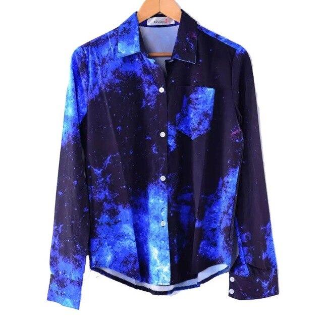 vetement femme camisas femininas new women print blouses chiffon blouse autumn tops woman long sleeve blusas camisas mujer