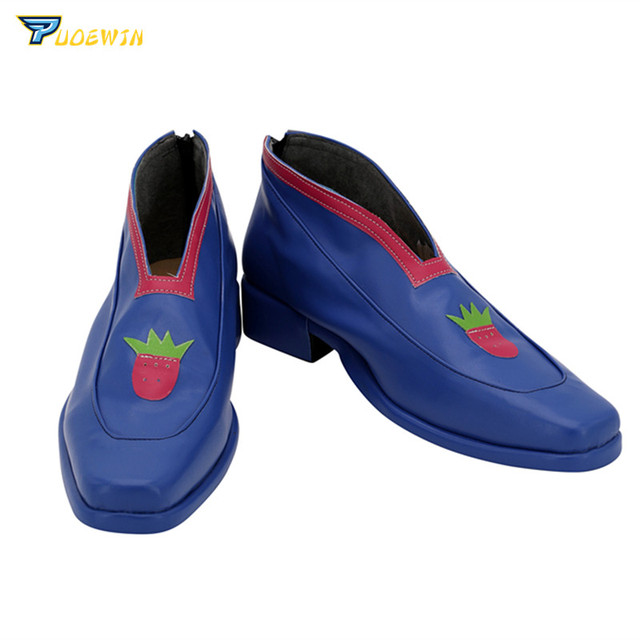 Wind Pannacotta Cosplay Shoes