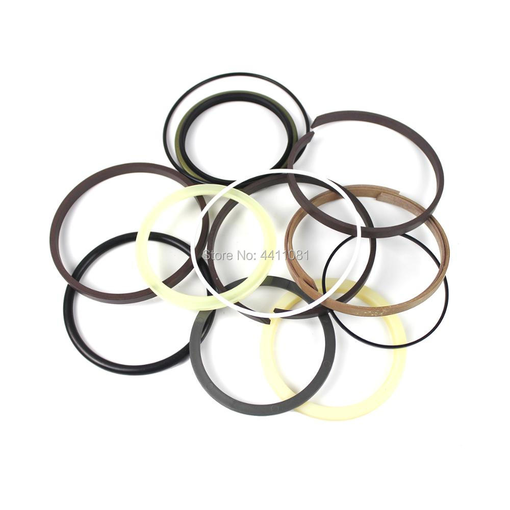 For Hitachi EX300-3C Bucket Cylinder Seal Repair Service Kit Excavator Oil Seals, 3 month warranty for hitachi ex400 5 bucket cylinder seal repair service kit 4255532 excavator oil seals 3 month warranty