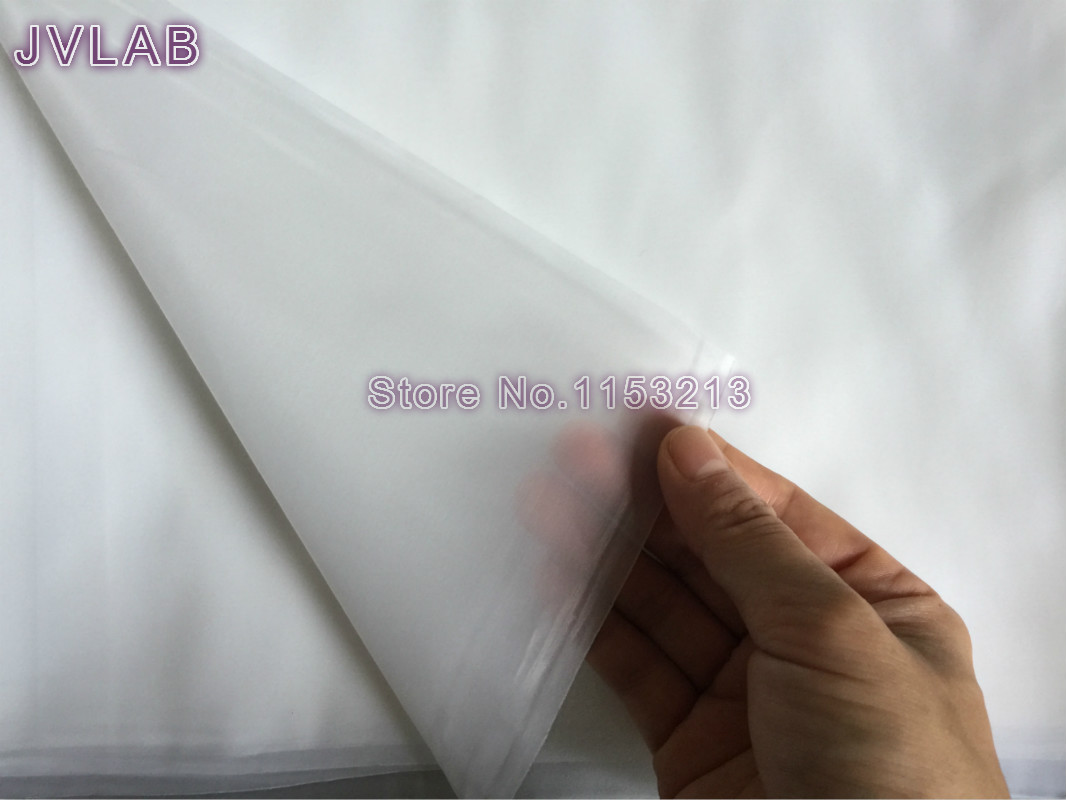 Nylon Filter Cloth 280 Mesh/In 50 Micron Gauze Water Soya Bean Paint Screen Coffee Wine Net Fabric Industrial Filter Mesh 1m*1m