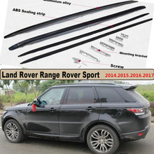 Auto Roof Racks Luggage Rack For Land Rover Range Rover Sport 2014 2015 2016 2017 High