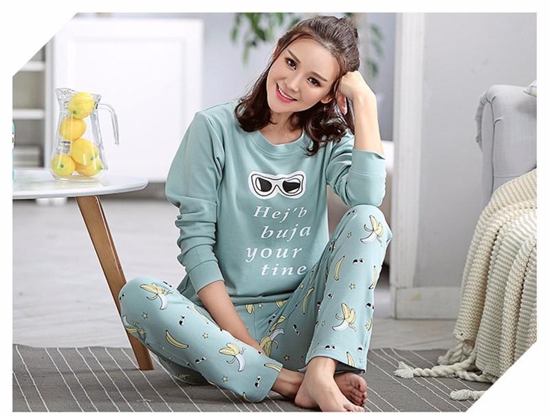lovers pajamas couple sleepwear 05