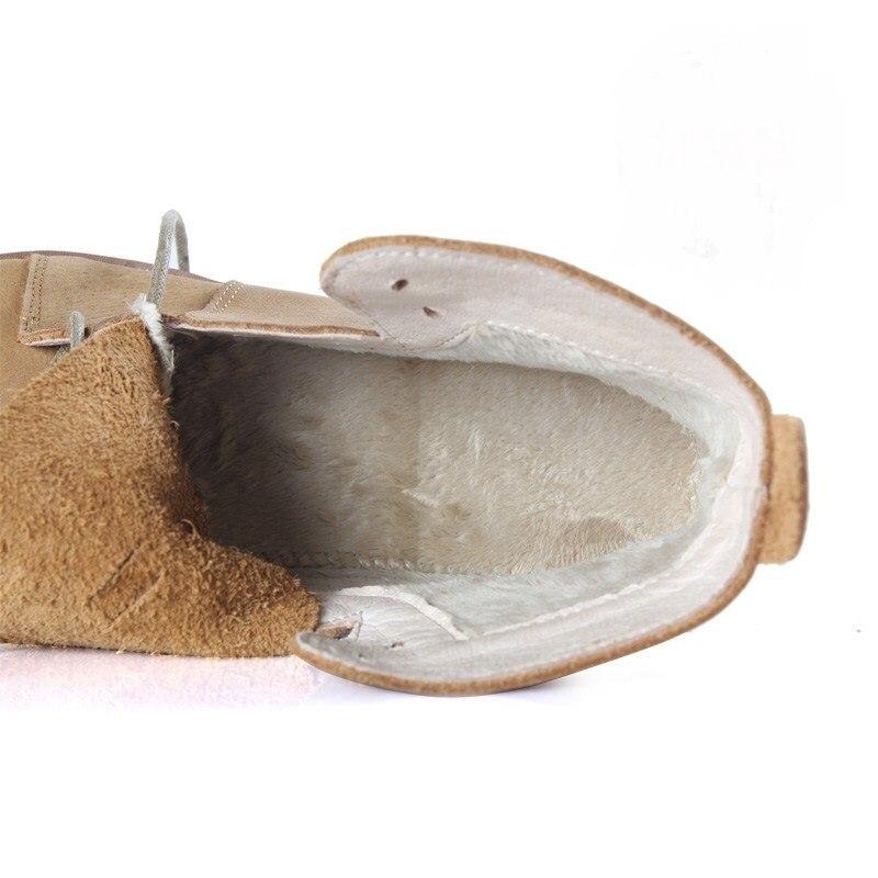 """Careaymade   ยุโรป   US สไตล์ Martin """"Sen หญิง"""" รองเท้าครึ่งข้อเท้าสั้นรองเท้าบู๊ทหนังแท้/ผู้หญิงรถจักรยานยนต์, 2 สี-ใน รองเท้าบูทหุ้มข้อ จาก รองเท้า บน   2"""