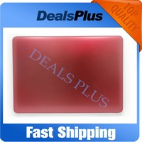 Replacement 96% New For DELL Inspiron 1525 1526 LCD Back Cover Case 15.4 inch A Shell Housing Red Color