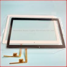 """Nueva pantalla táctil Para 10.1 """"Irbis TZ191 TZ 191 TZ191B Tablet Touch panel Digitalizador del Sensor de Cristal de Reemplazo Envío Gratis"""