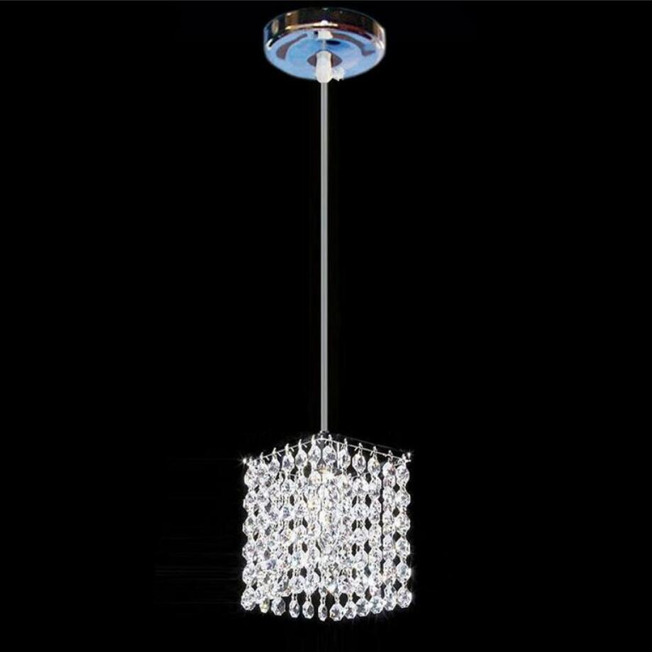 Modern Crystal Chandelier Lamps High Quality Led Living Room Chandeliers E27 Re Light