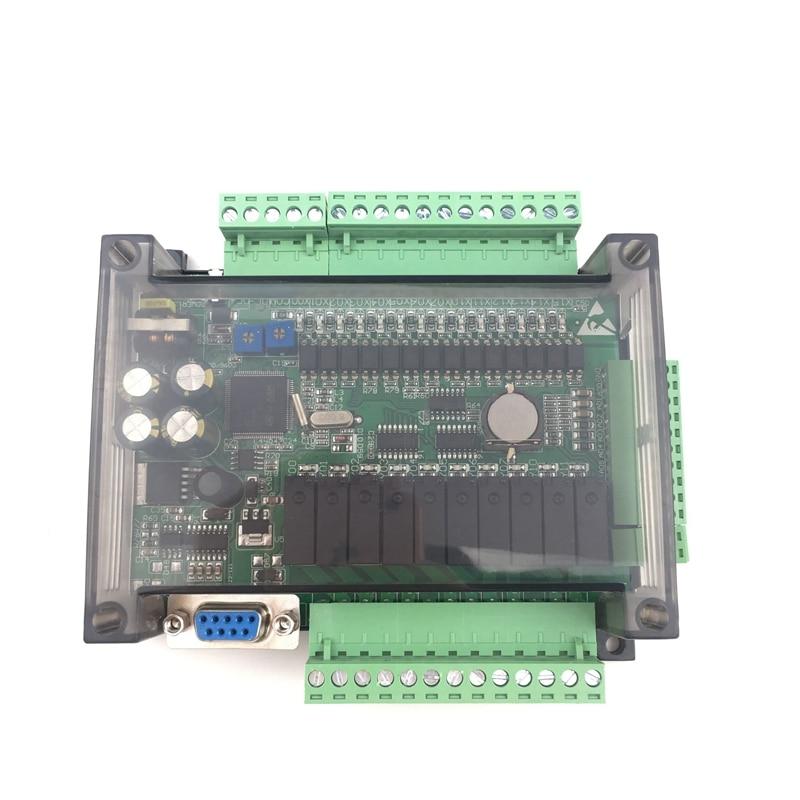 PLC Industrial Control Board Domestic FX1N FX2N FX3U-24MR PLC Controller Programmable