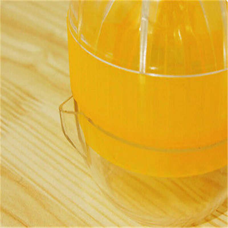 Prensa Manual Espremedor de Frutas Mini Multifunções Suco de Limão Citrus Laranja Limão Squeezers Fabricante de Ferramentas Da Cozinha Cor Aleatória