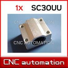 SC30UU SCS30UU para 30mm trilhos lineares unidades de slides bola movimento linear CNC trilho