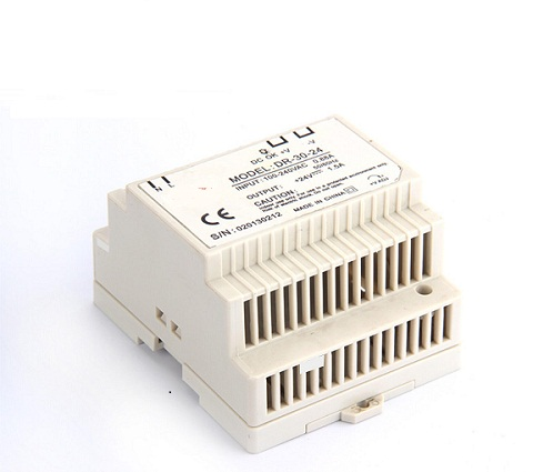 good quality dr-30 Din rail power supply 30w 5v 12v 24V power supply 30w ac dc converter free shipping din rail power supply 60w 5v power suply 5v 60w ac dc converter dr 60 5 good quality from china factory