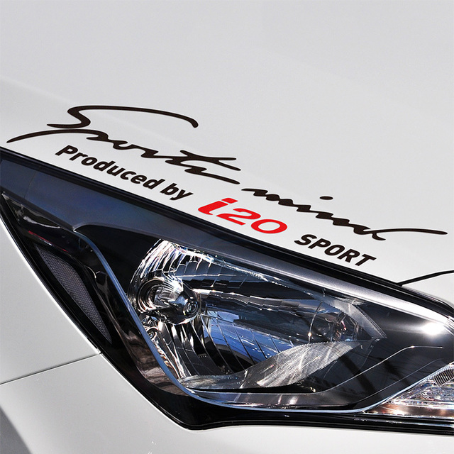 Perfect New Arrival Sports Mind On Car Lamp Eyebrow Car Covers Sticker Decal Car Styling  For