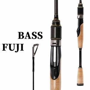 Image 3 - Tsurinoya Proflex 1.89M Carbon Spinhengel Snelle Actie Ultra Licht Lokken Hengel Fuji Accessoires Ul Bass Fishing pole