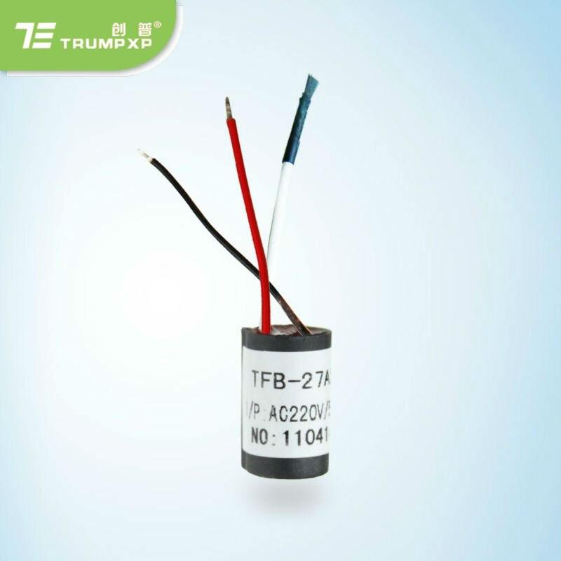 1 шт. TRUMPXP TFB-Y27 домашнего использования генераторы кислорода для волос туалетный и сушилка для рук отрицательных ионов