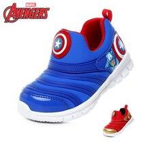 Здесь можно купить  Disney  Autumn Winter Sports Shoes Iron Man And Captain America Cartoon  Children