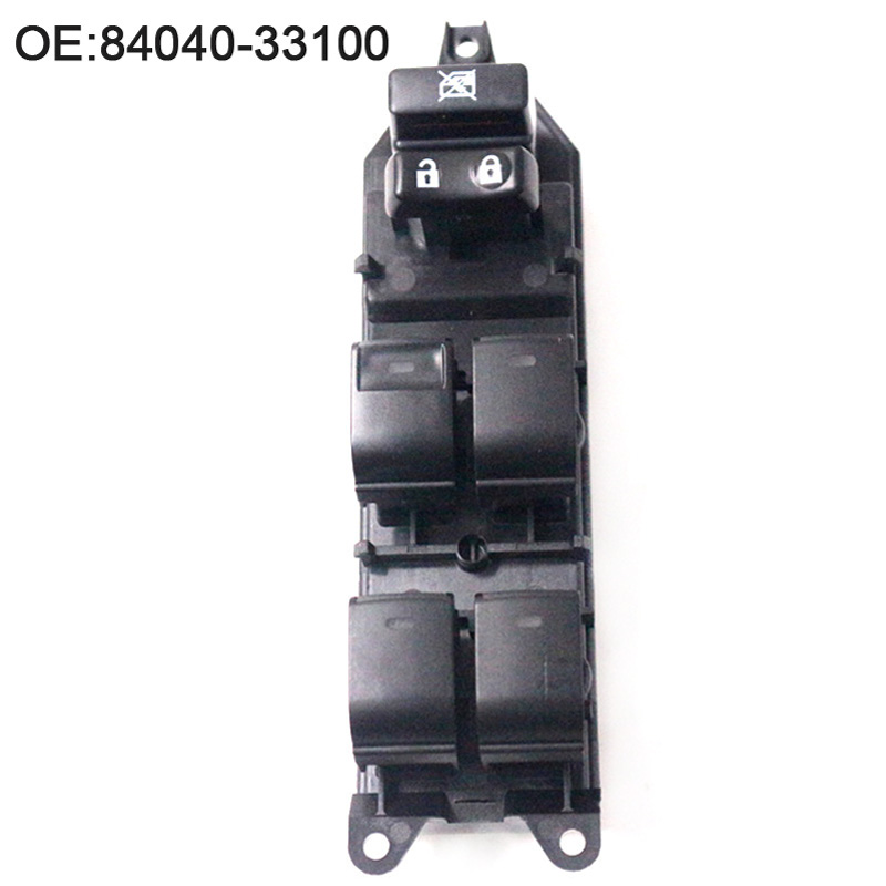 84040-33100 Master Power Left Window Switch For Camry Land Cruiser Prius Venza