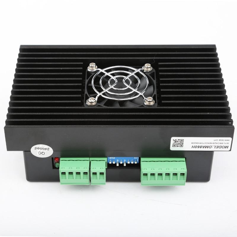 Leadshine Microstep juht DMA860H astmeline mootorijuht 18V-80VDC - Puidutöötlemismasinate varuosad - Foto 5