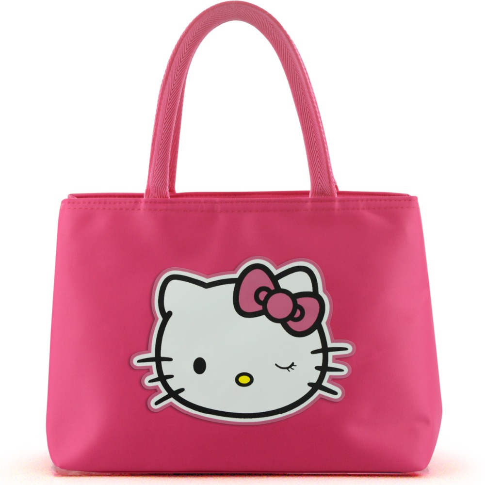 Luggage & Bags Cartoon Gemini Beauty Le Di Kt Big Ear Dog Mitch Children Single Shoulder Satchel Zipper Buckle Makeup Bag