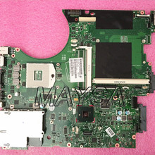 595698-001 Main Board For Hp Elitebook 8740w 8740P Laptop Mo