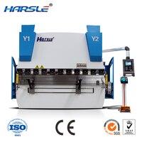 features advanced design Harsle CNC hydraulic metal sheet bending machine press brake in good price