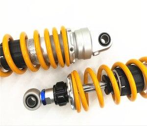 Image 5 - 8 мм пружина 305 мм 320 мм 330 мм 340 мм 350 мм 360 мм регулируемый азотный мотоциклетный амортизатор для honda YAMAHA SUSZKUI KAWASAKI