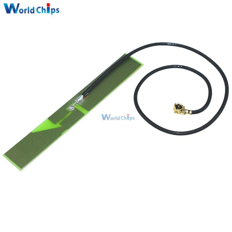 5x WIFI 2.4G 3dbi PCB Antenna IPEX IPX WLAN Laptop Bluetooth Zigbee Wireless z2