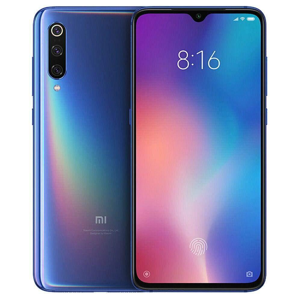 Xiao mi mi 9 BE, Version globale, double SIM, couleur bleu (bleu). Mémoire interne de 128 go de mémoire, 6 go de RAM, écran 5,97
